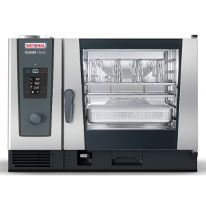 Forno Rational iCombi Classic 6-2/1 Gas