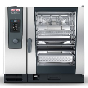 Forno Rational iCombi Classic 10-2/1 Gas