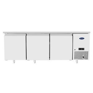 Tavolo frigorifero TN 800 3 porte 2 mt