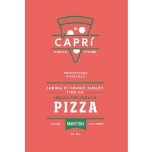 Farina per pizza Caprì 00 – 250