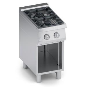 Cucina Gas 2 fuochi Top + Vano Aperto K7GCU05VV