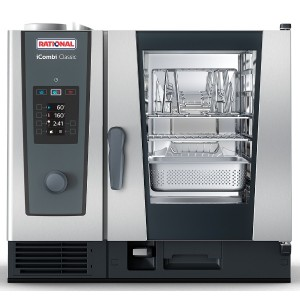 Forno Rational iCombi Classic 6-1/1 Gas