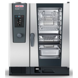 Forno Rational iCombi Classic 10-1/1 Gas