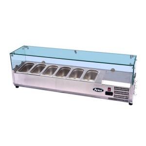 Vetrina refrigerata porta condimenti VRX
