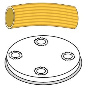 Trafila in bronzo maccheroni 8,5 mm per PF40E