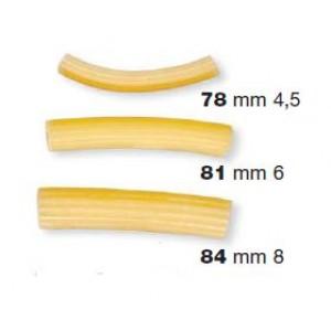 Trafile in Teflon sedanini rigati per P3