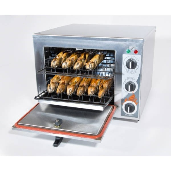 Affumicatore Helia 24 Smoker Fish