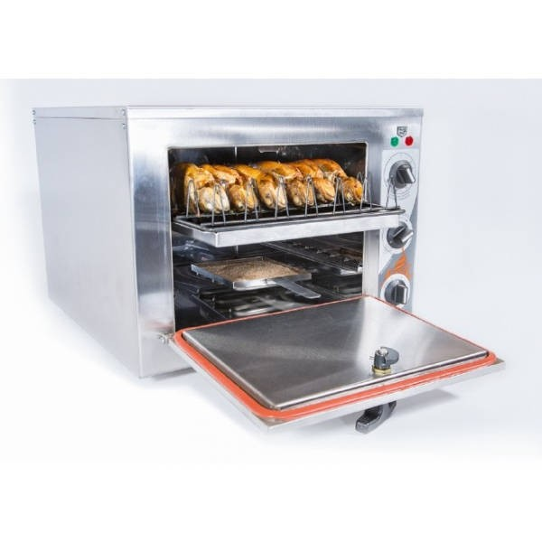 Affumicatore Helia 24 Smoker ready