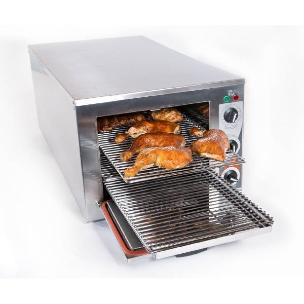 Helia 48 Smoker Planet Chef Foodservice Equipment